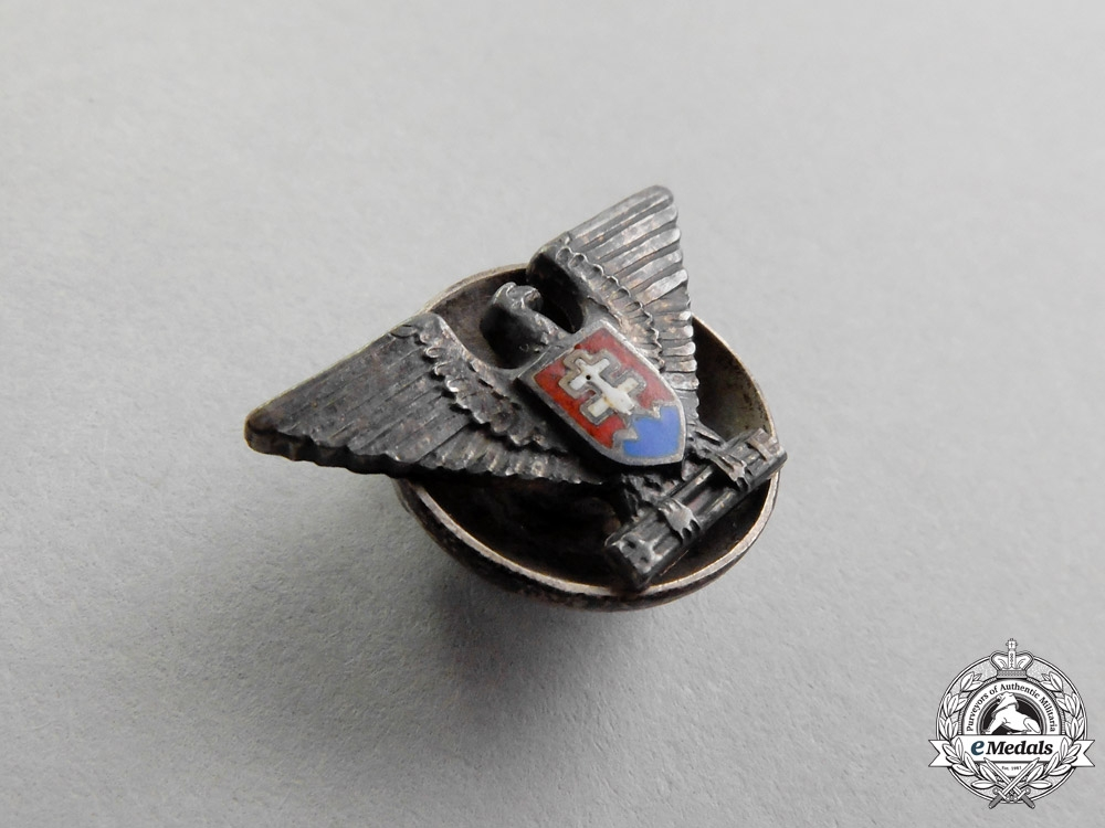 Slovakia. A Clasp to the Slovakian Order of the War Victory Cross
