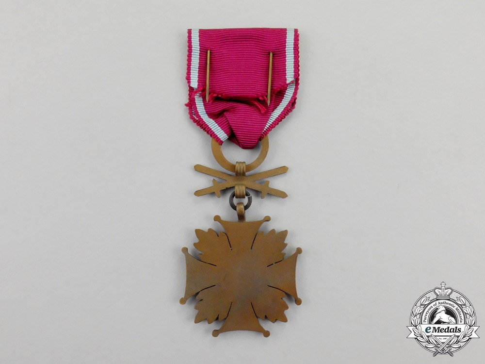 Poland. A Pair of Republic of Poland Awards & Decorations
