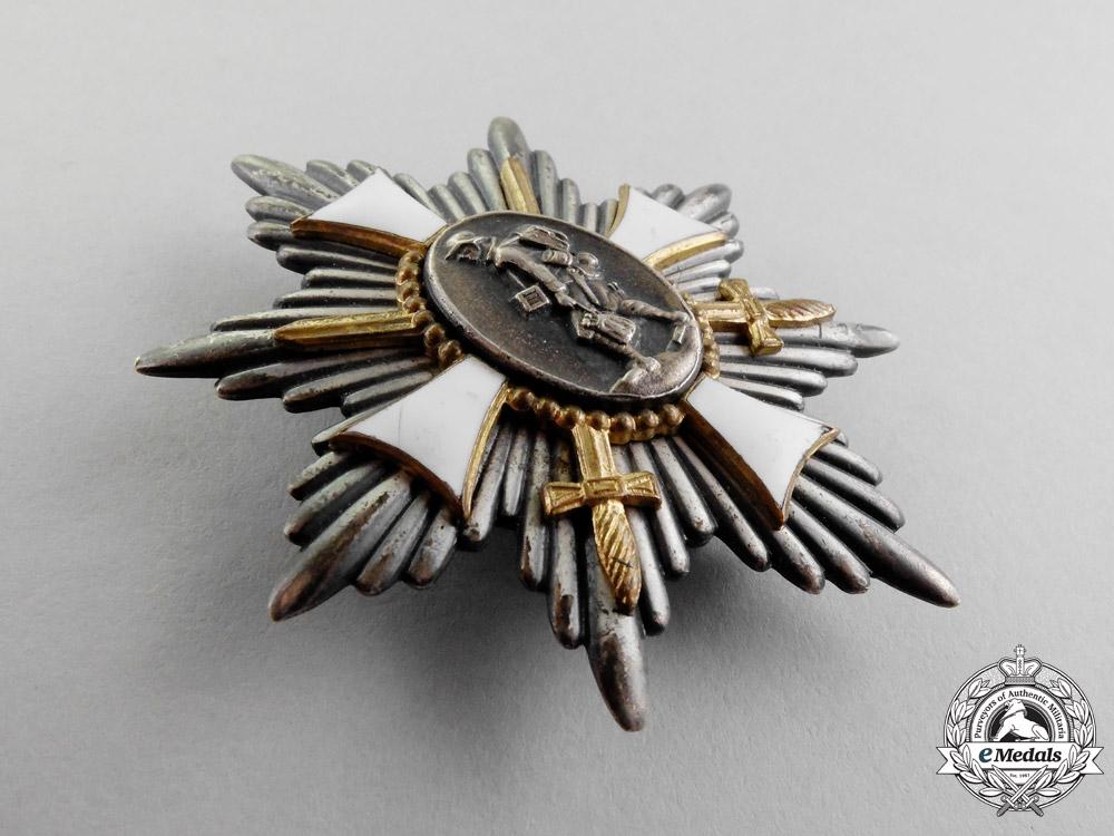 """A First War German """"Feld-Ehrenzeichen"""" Field Honour Badge"""