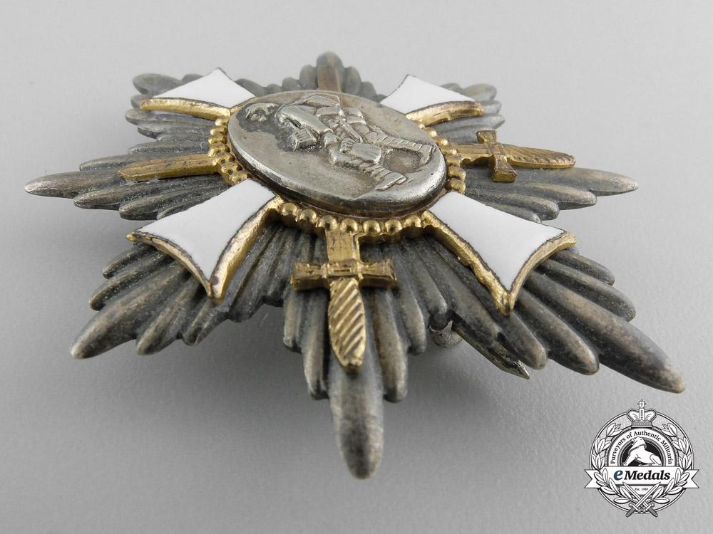 A First War Hamburg Honour Decoration