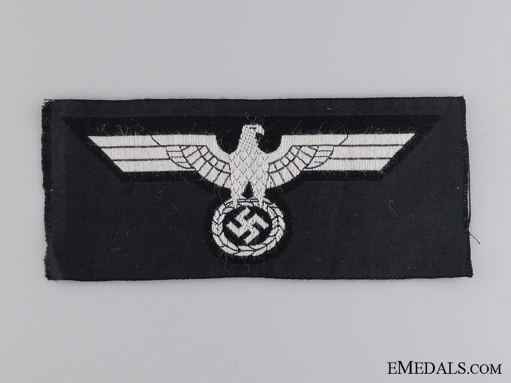 Panzer Korps Enlisted Man's Breast Eagle