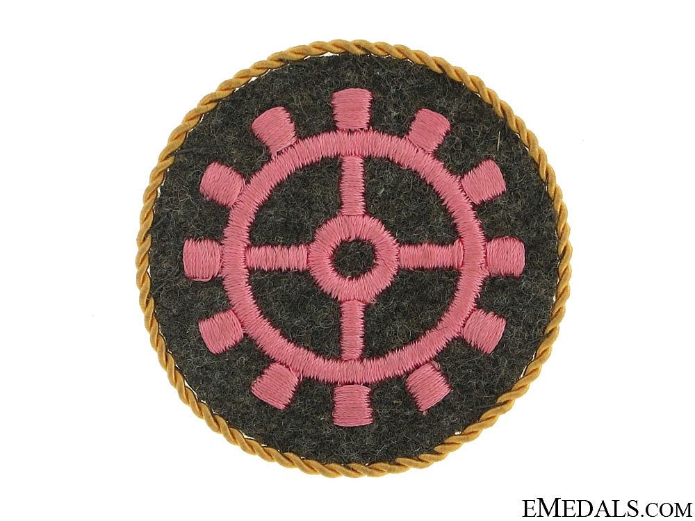 Panzer Specialist/Tradesman Badge