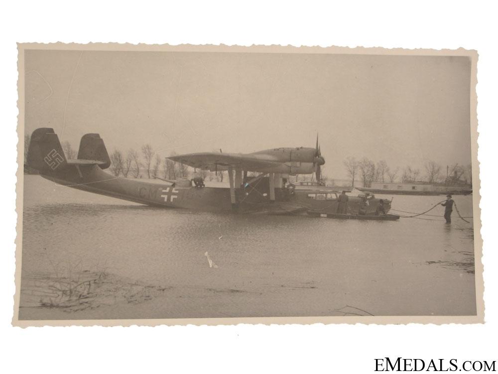 Period Photograph of a Dornier Do 24