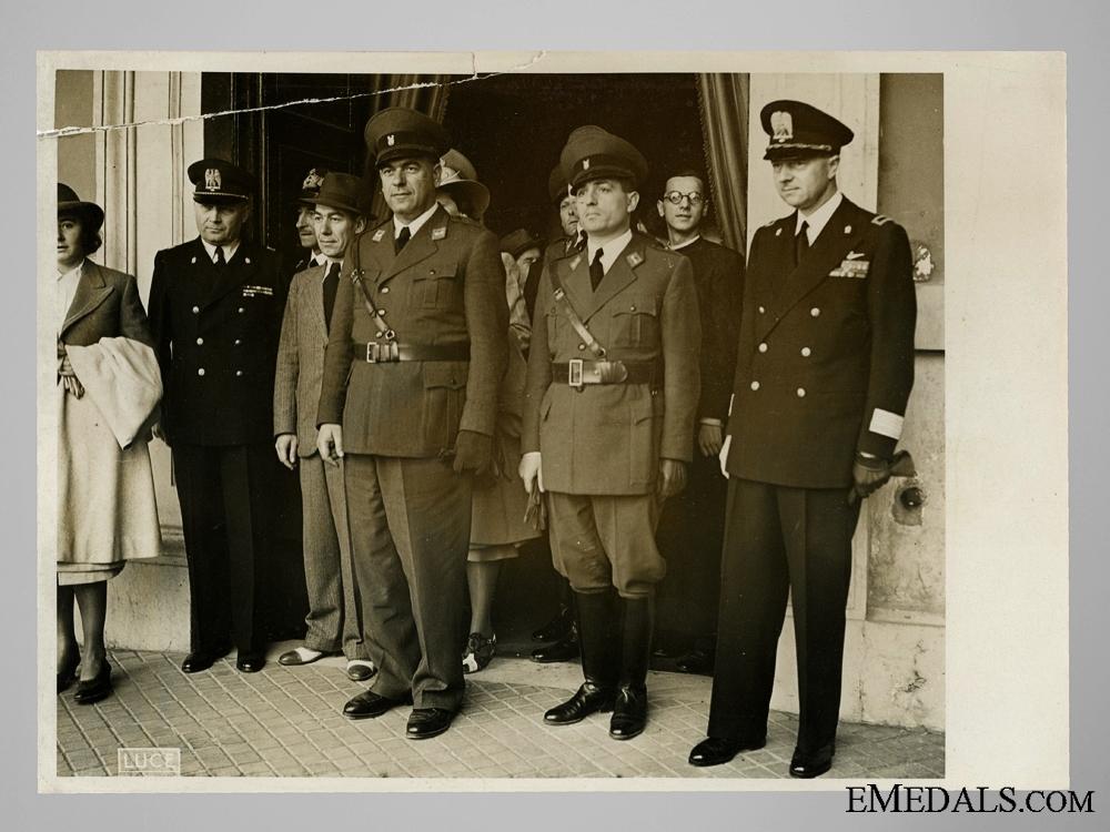 Photo of Stijepo Perić Ambassador to Italy