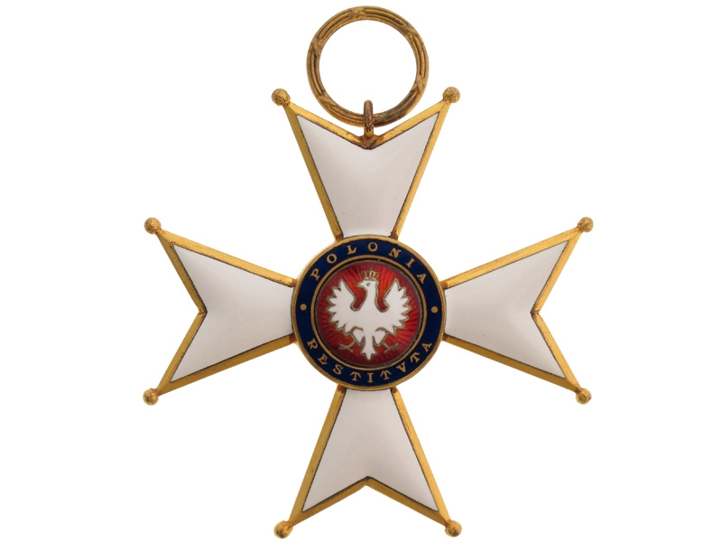 Order of Polonia Restituta, Grand Cross