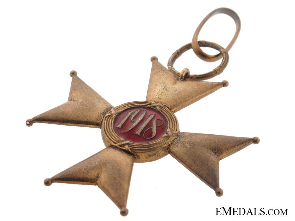 Order of Polonia Restituta 1918
