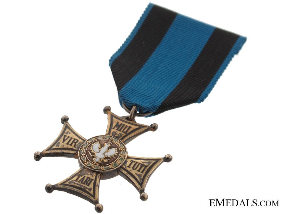 Order of Virtuti Militari 1919