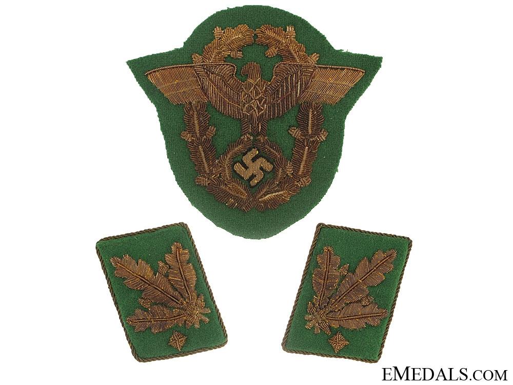 Police General's Insignia – Rare