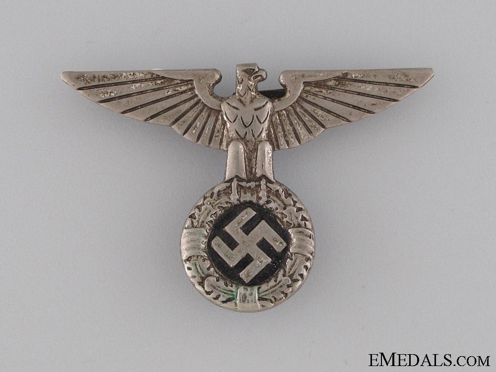 Political Cap Eagle - 1934 Pattern