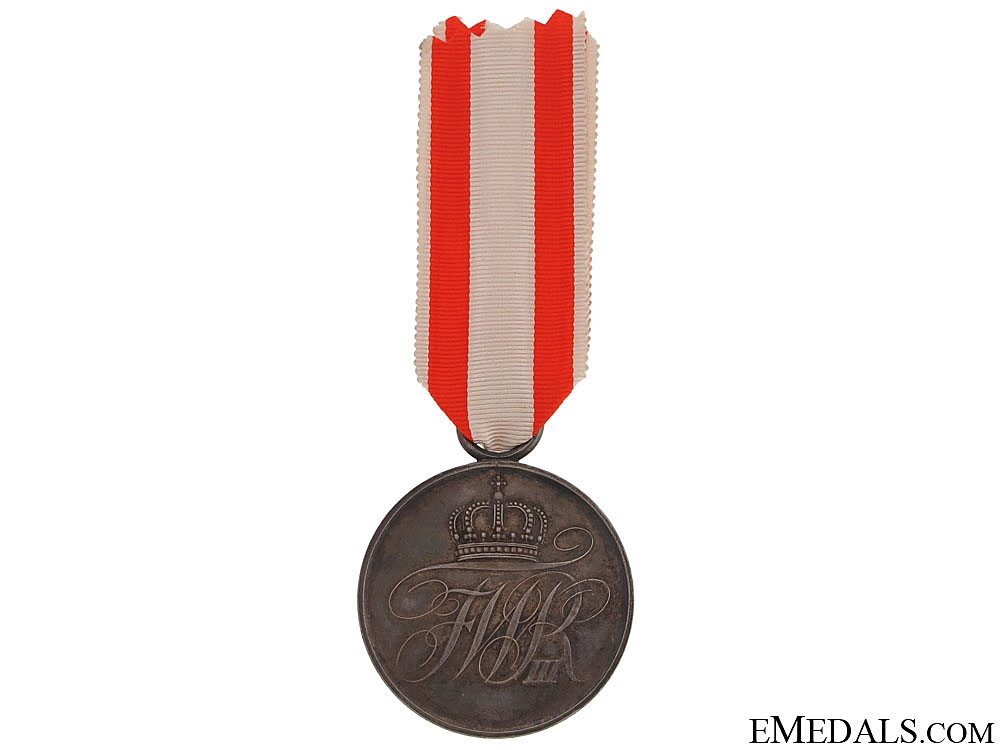 Prussian Service Medal
