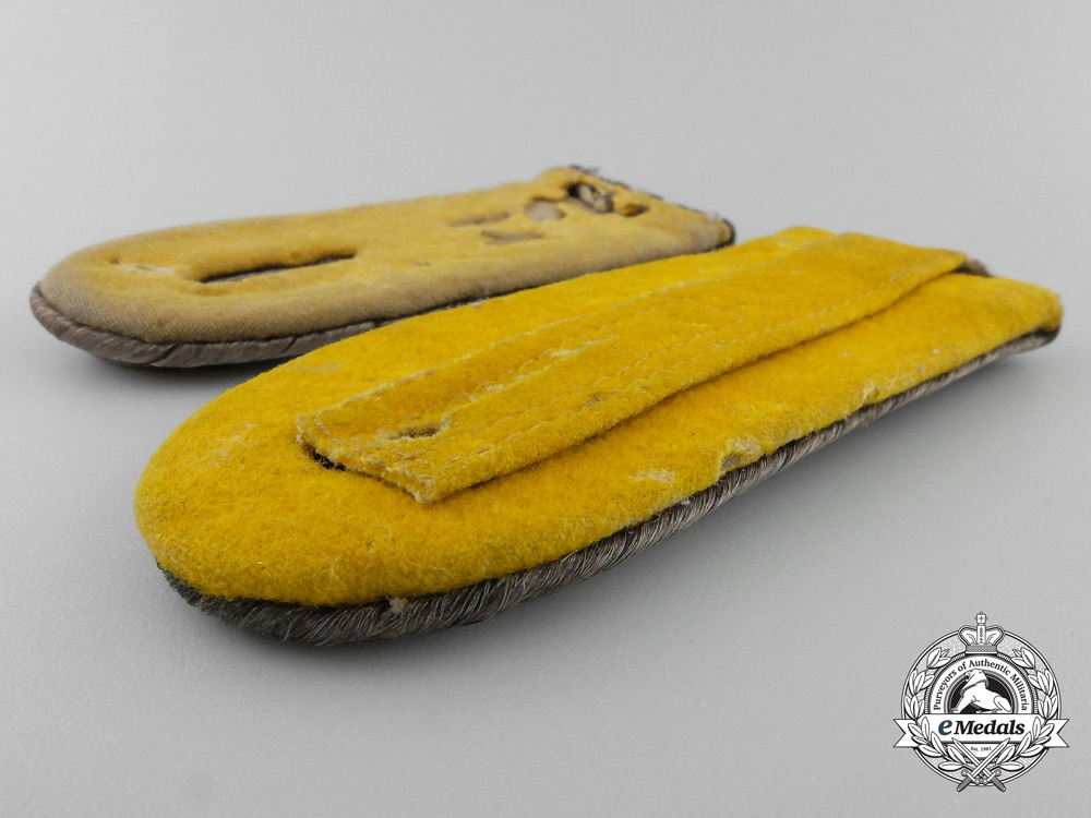 A Set of First War German Imperial 38th Silesian Fusiliers Boards