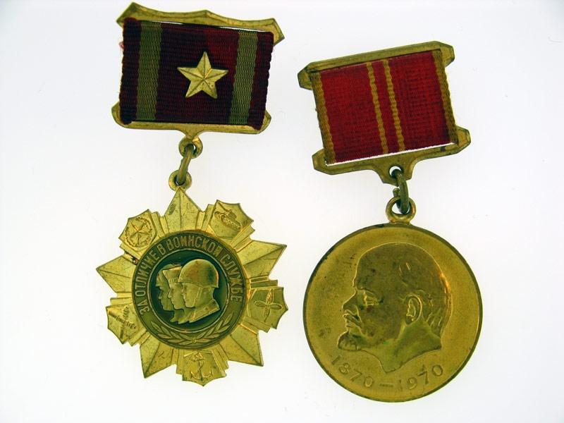 Two Soviet Awards