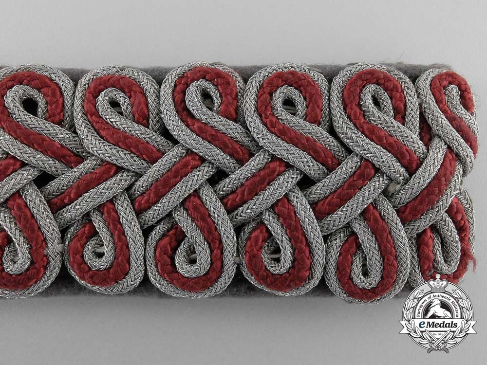 A Croatian Ustasha Junior Officer's Belt