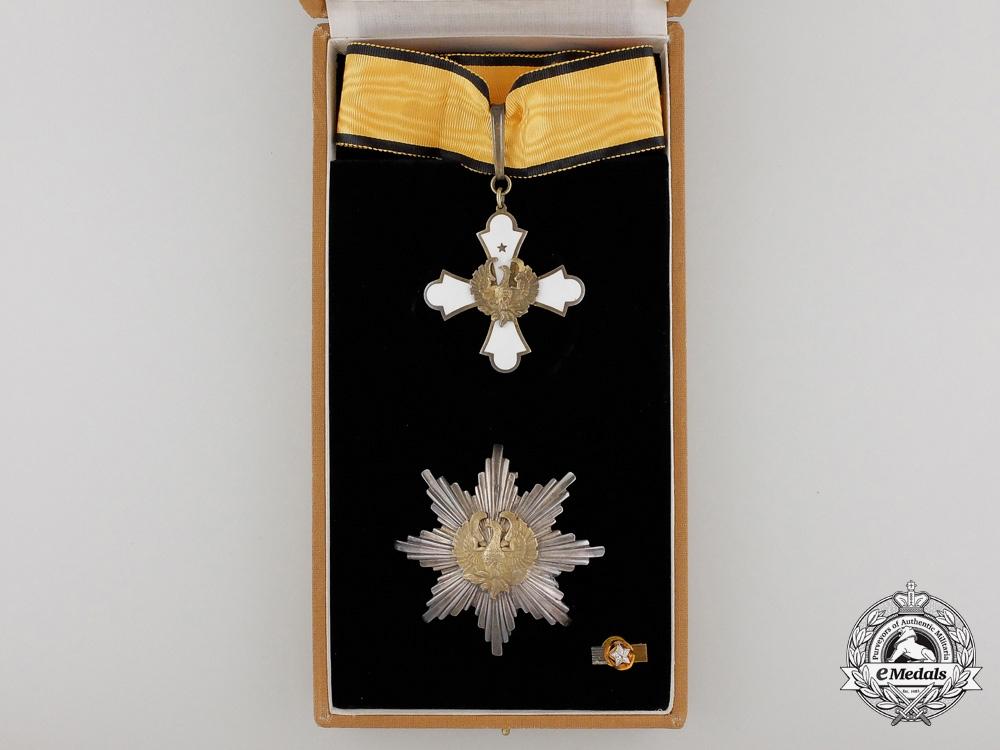 An Award Group to Angel T. Balevski; Recipient of the Lomonosov Medal