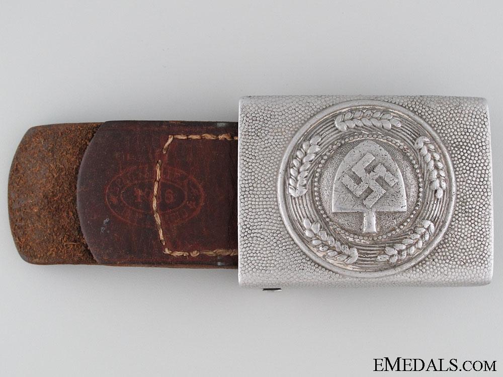 RAD Belt Buckle 1936