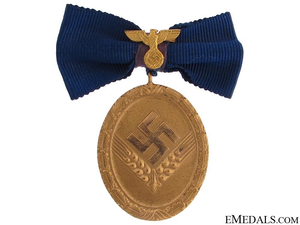 RAD Long Service Award for Women