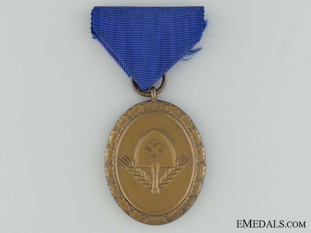 RAD Long Service Award for Men