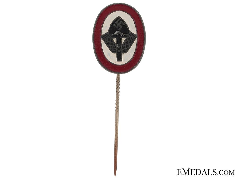 RAD Men's Stickpin