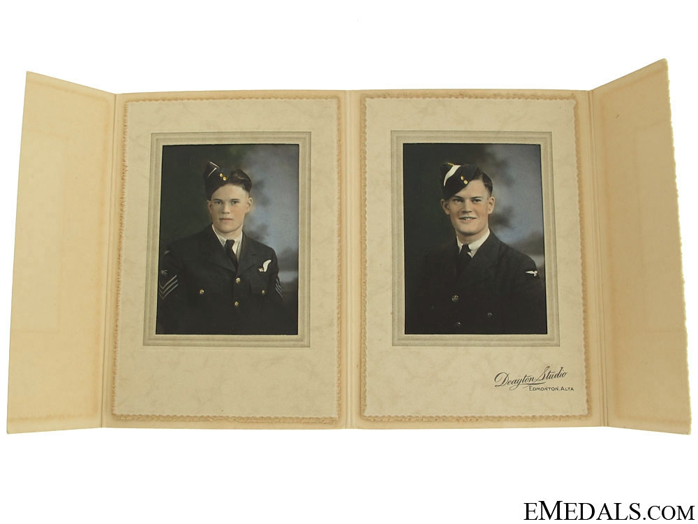 RCAF Brothers KIA Photograph