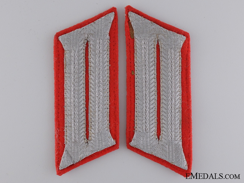 Recrutting EM/NCO's M35 Dress Uniform Collars
