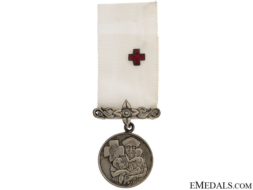 Red Cross Medal of Appreciation - 2nd Class