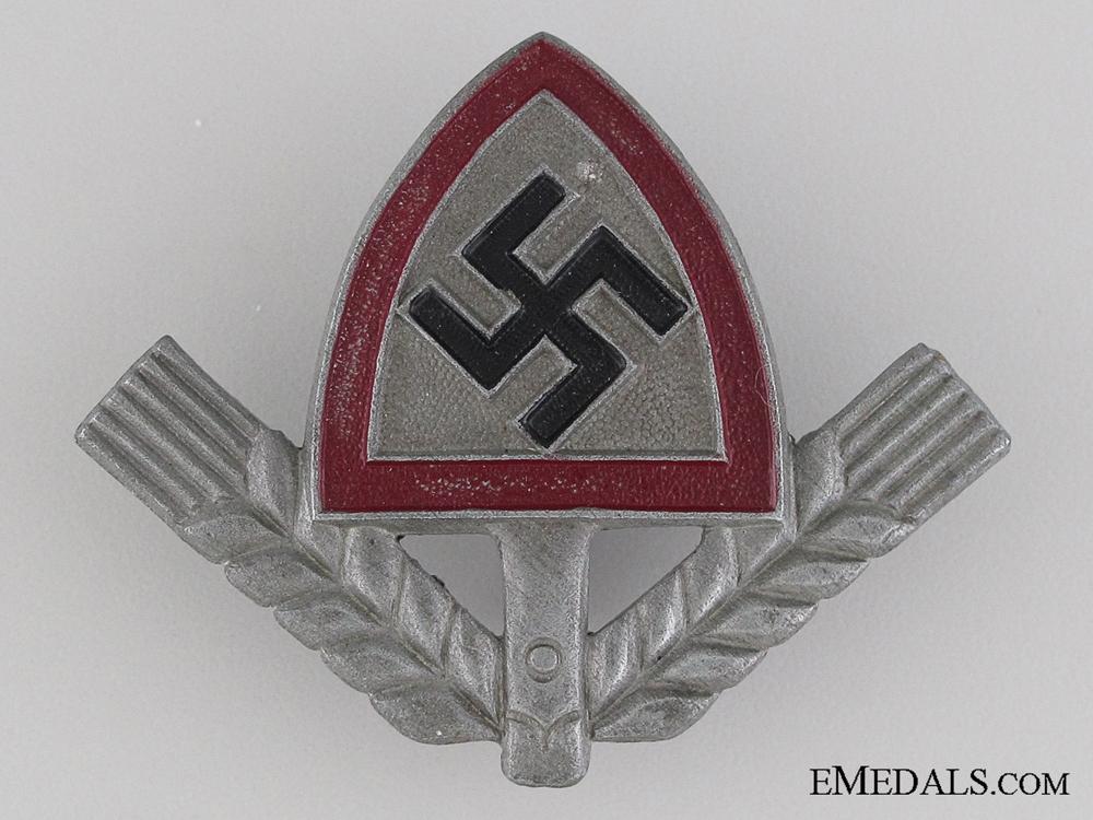 Reich Labour Service (RAD) Cap Badge