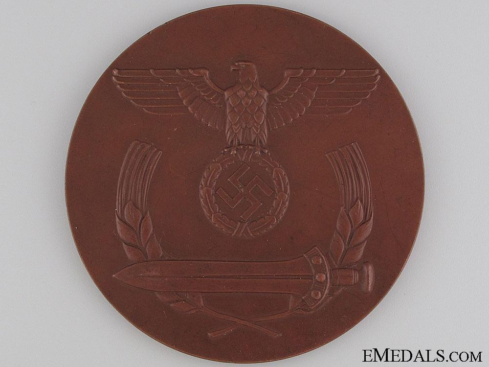 Reichsminister Honour Prize Medal