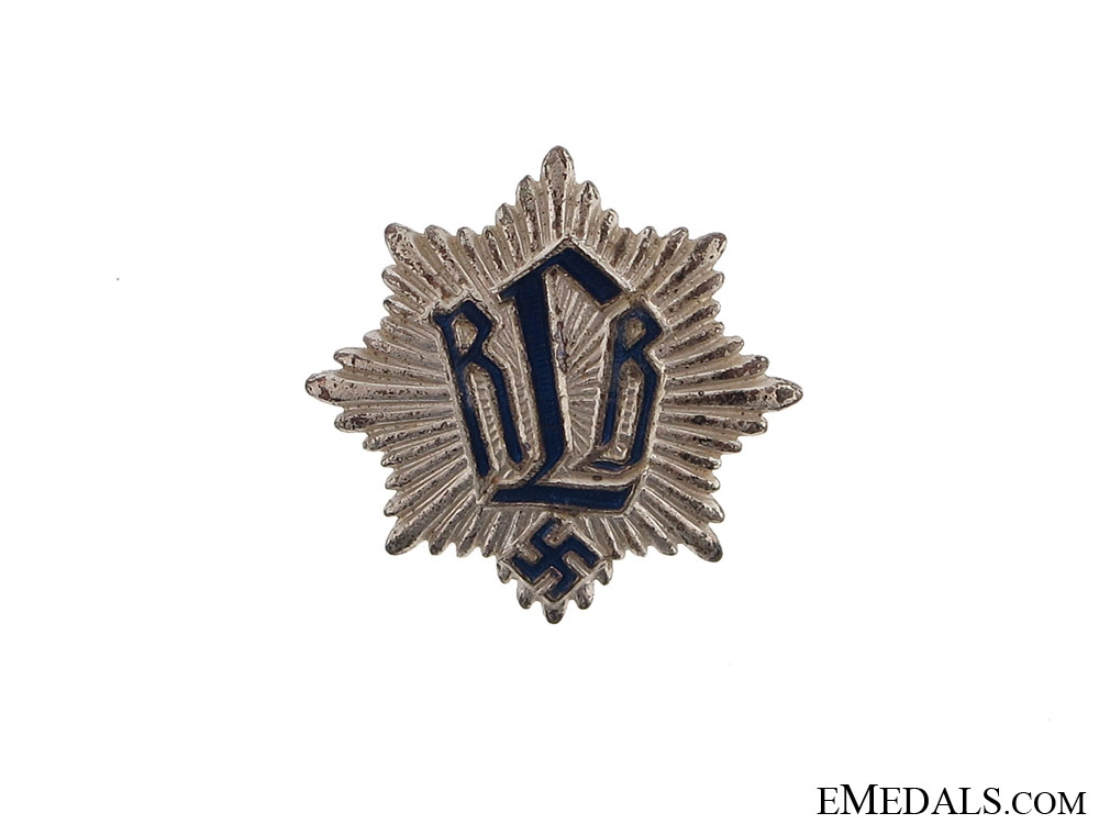 RLB (National Air Raid Protection Union) Pin