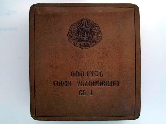 ORDER OF TUDOR VLADIMIRESCU