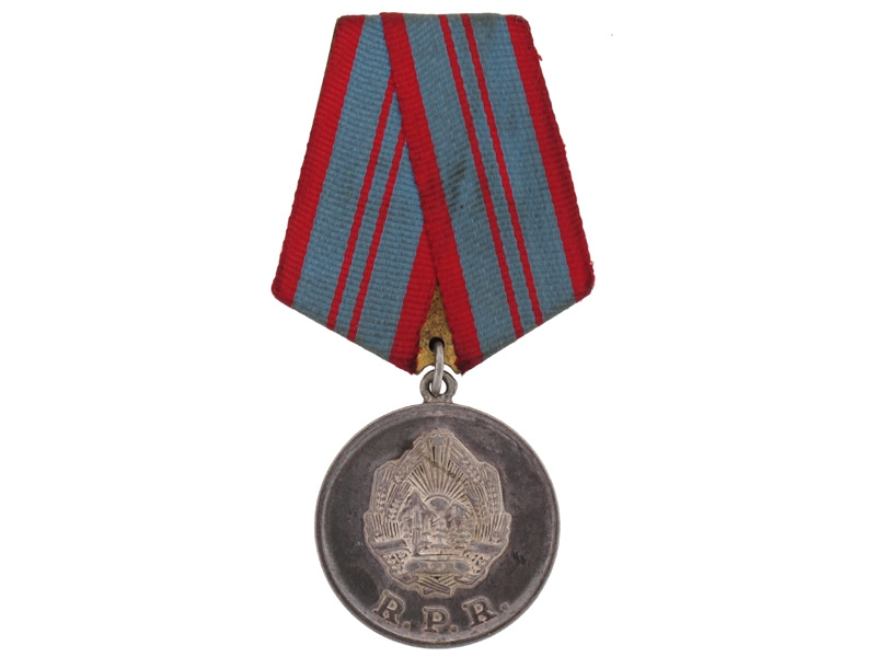 Medal for Outstanding Achievement In the Defense of Social Order and the Sate