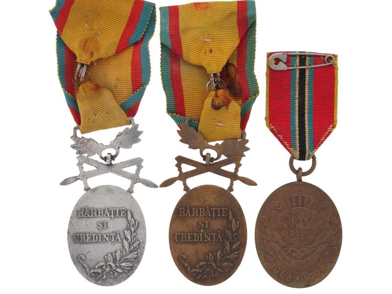 Kingdom, Three Medals