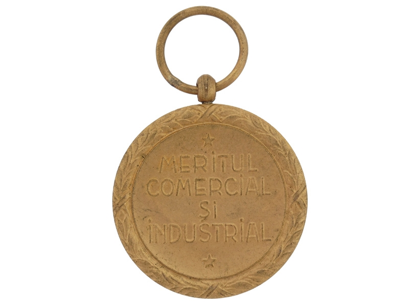 Kingdom, Medal for Merit in Commerce