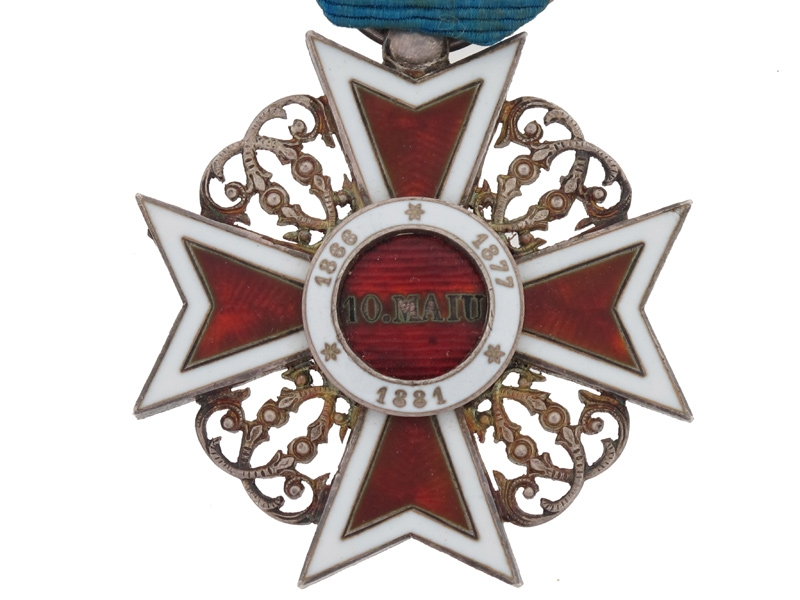 Order of the Romanian Crown