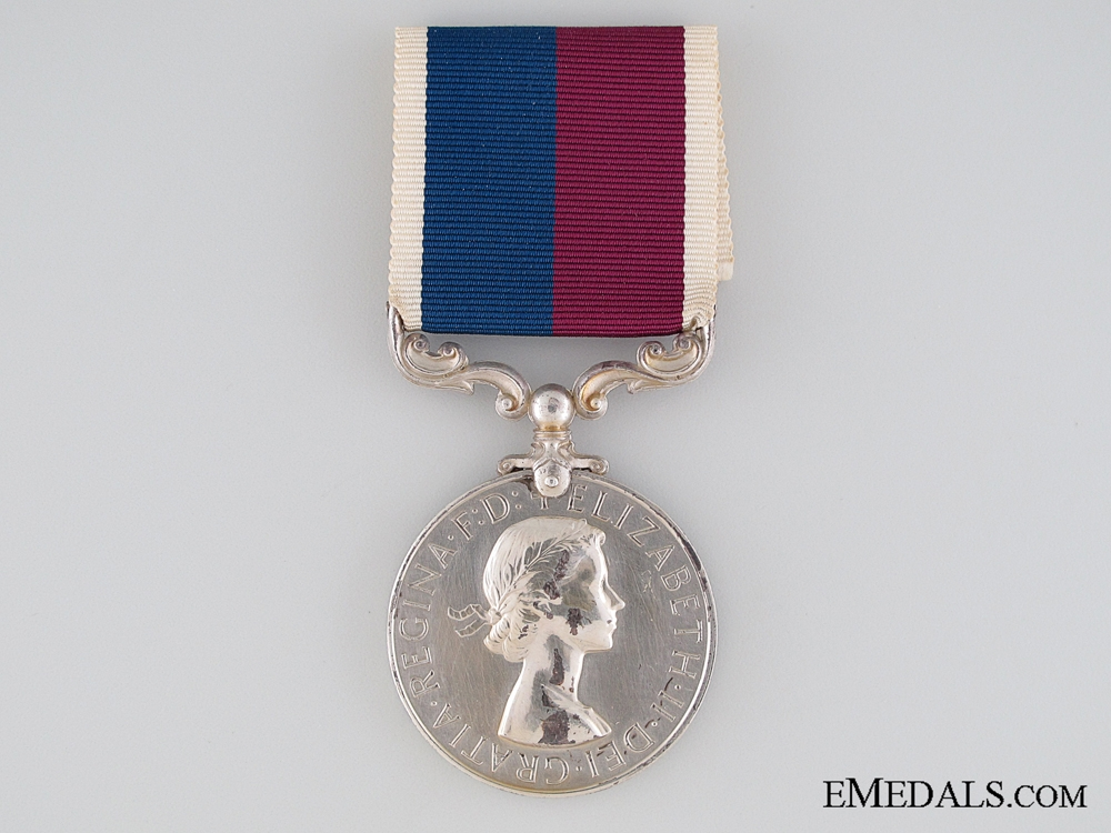 Royal Air Force Long Service and Good Conduct Medal