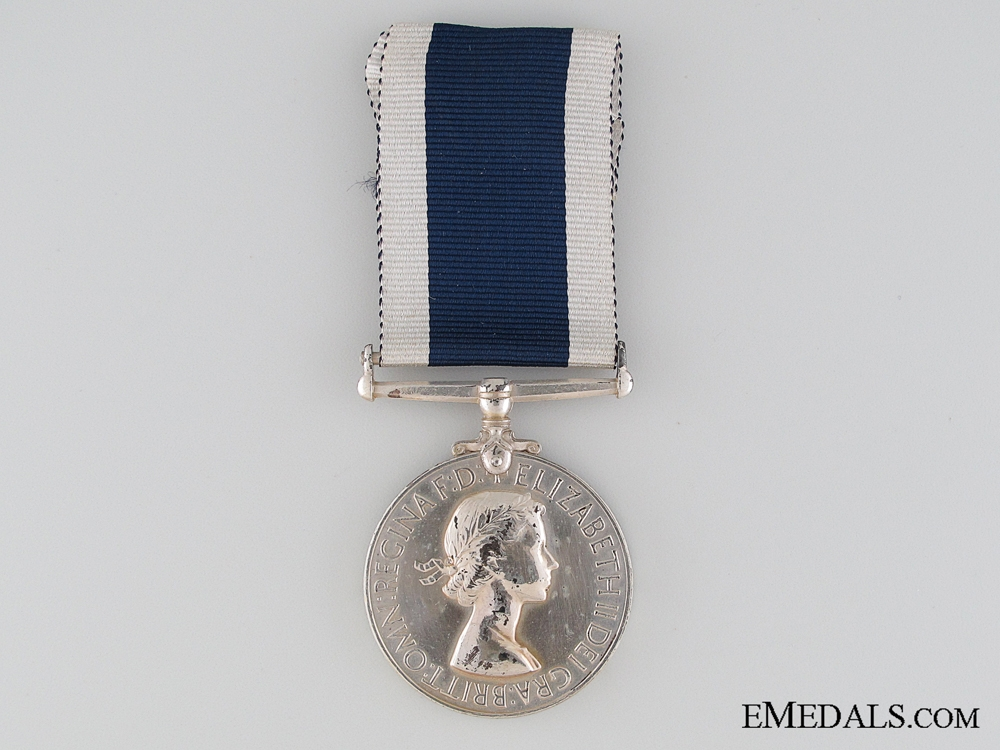Royal Naval Long Service and Good Conduct Medal
