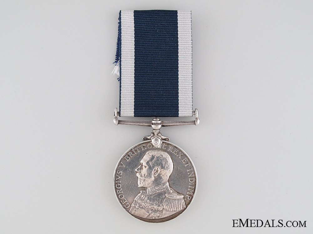 Royal Naval Long Service and Good Conduct Medal, Stoker Petty Officer W.F. Culen, HMS Tyne