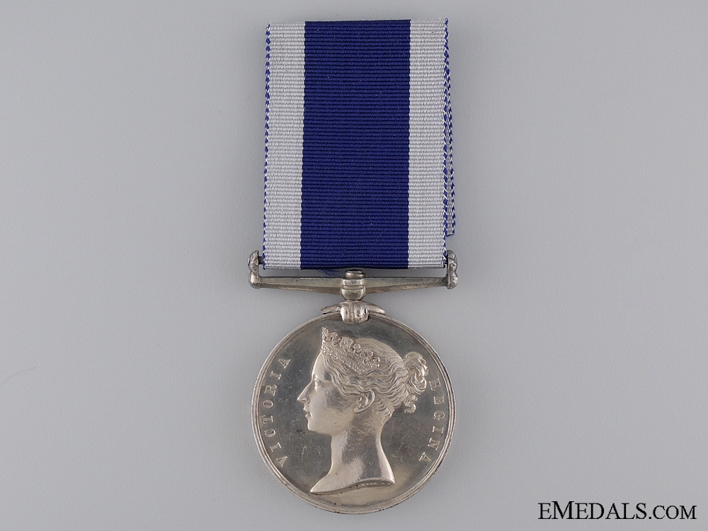 Royal Navy Long Service and Good Conduct Medal to the Coast Guard