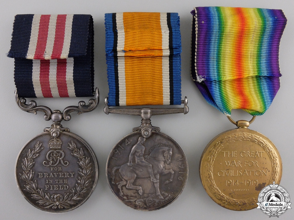 A Fine Canadian Military Medal for Operations against Fresnoy 1917  Consignment #4