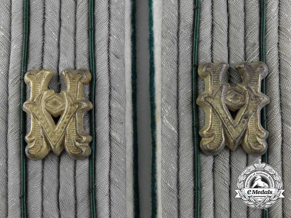 Army Administration Personnel Shoulder Boards