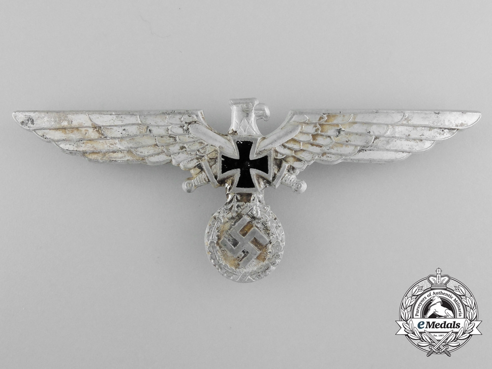 An Veteran's Organization NSKOV Breast Eagle