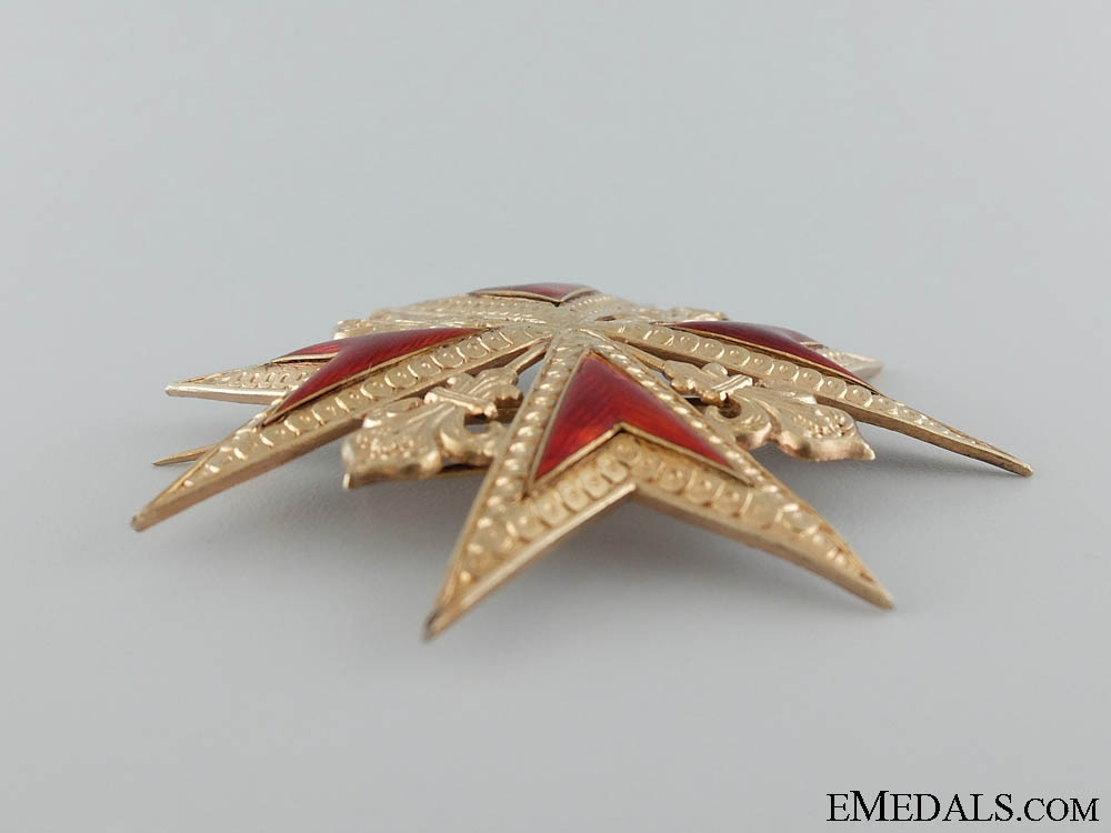 The Grand Duchy of Tuscany's Order of Saint Stephen; Second Class Star