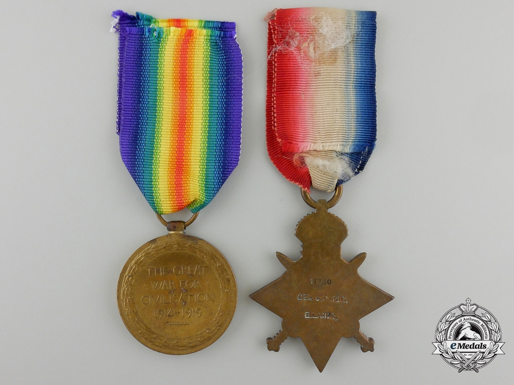 A First War Pair to the 6th Battalion; East Lancashire Regiment;  Basra Memorial