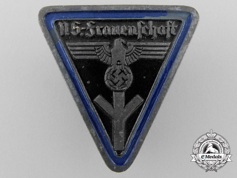 A German Women's League Staff Badge; Type III