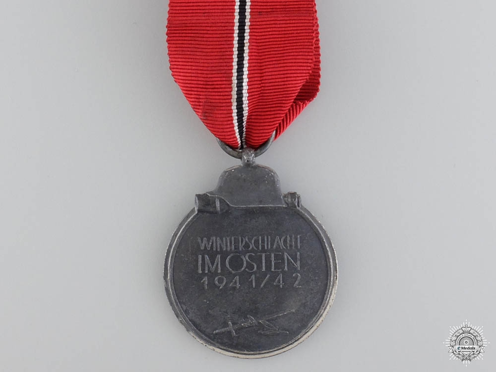 A 1941/42 East Medal by Katz & Dezhle