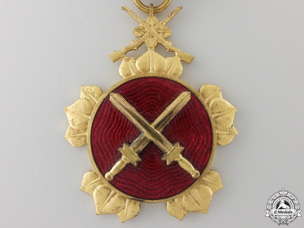 A Czech National Rifle Union Shooting Award