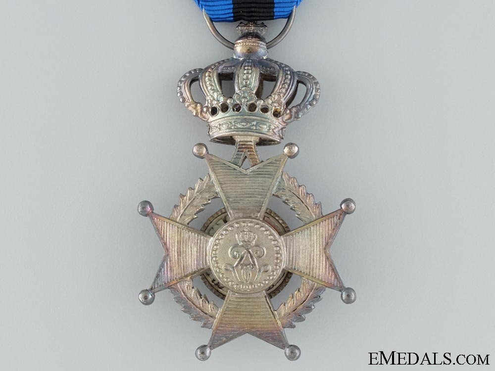 A Belgian Order of the Crown; Knight