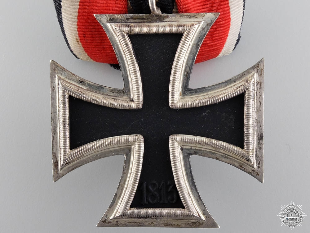 A Mounted Iron Cross Second Class 1939