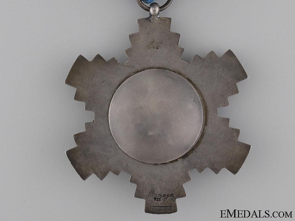A 1920's Peruvian Republican Guard Medal