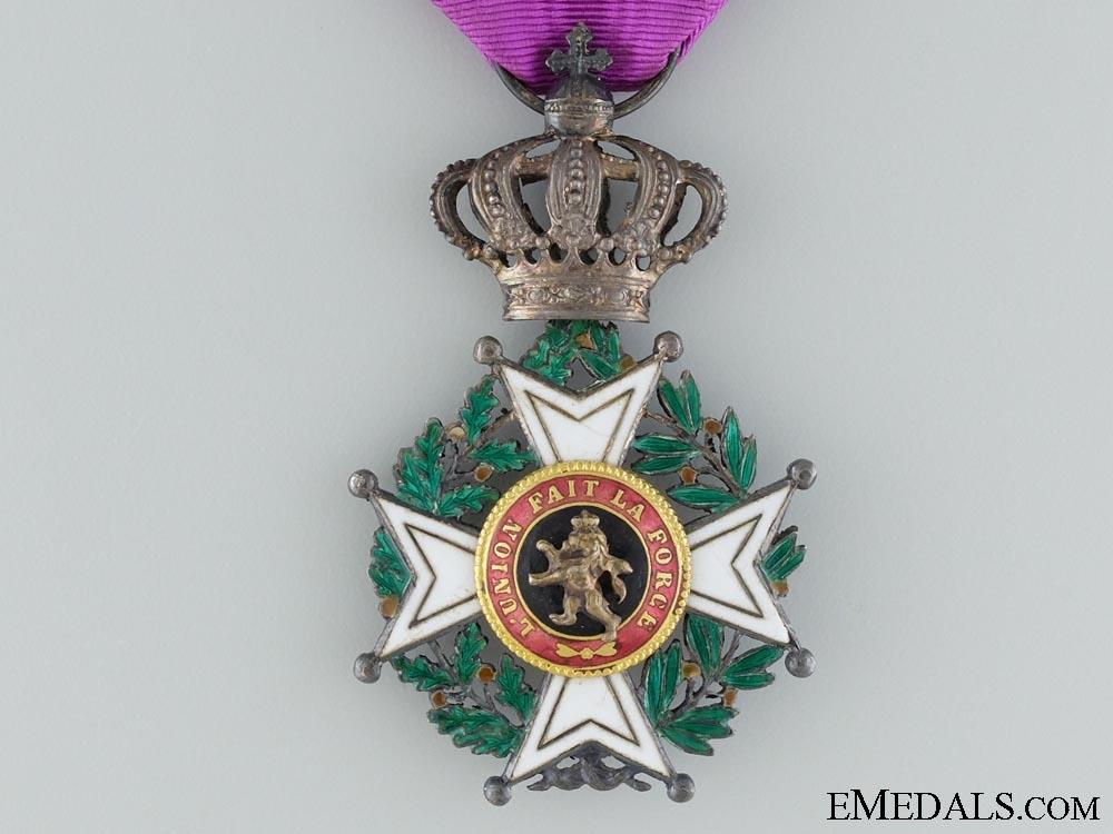 The Belgian Order of Leopold; Civil Division