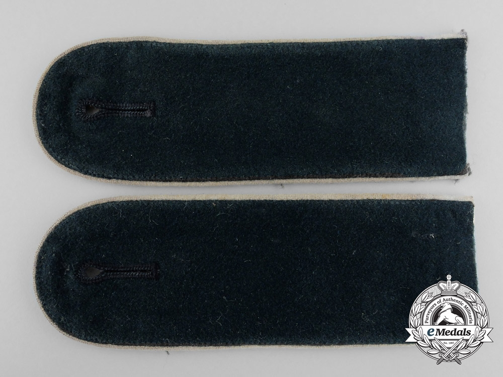 A Set of Army Infantry Enlisted Man's Shoulder Boards